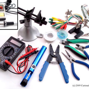 Deluxe Electronics Essentials Tool Kit-0