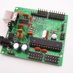 Roboduino KIT - Servo Ready Freeduino (Arduino Compatible)-0