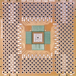 SchmartBoard|ez QFN .5mm Pitch, 64 pins-0