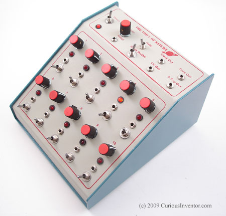 Voice of Saturn SEQUENCER Everything Kit-339