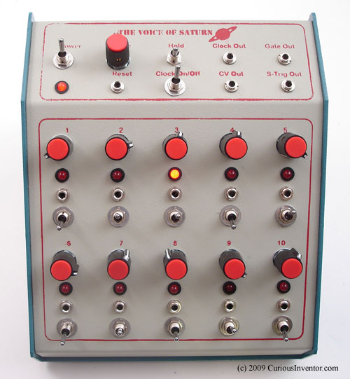 Voice of Saturn SEQUENCER Fully Assembled-342