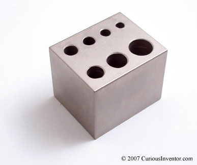 Tapping Block-0