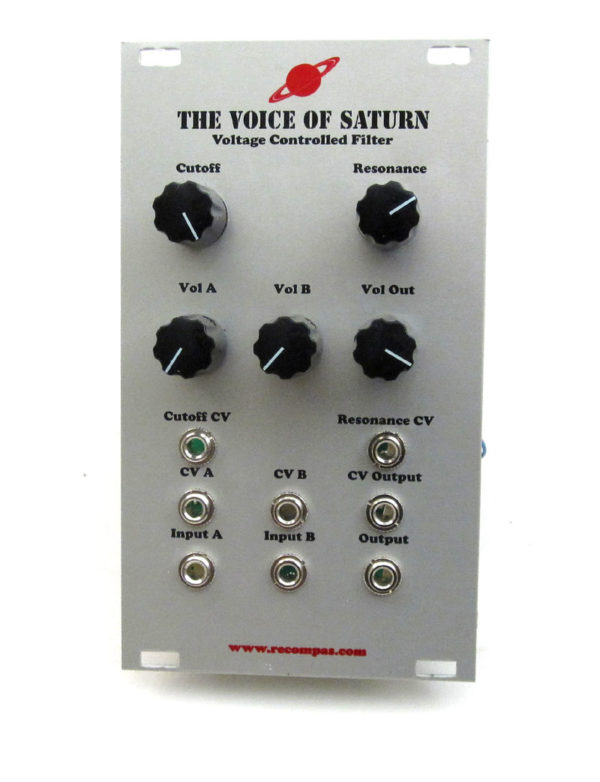 Voice of Saturn Filter - Euro Rack-813