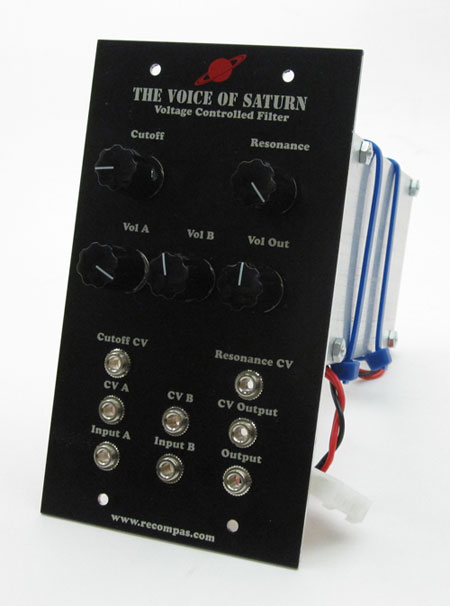 Voice of Saturn Voltage Controlled Filter EVERYTHING KIT-618